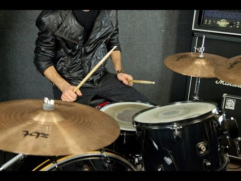 Мастер-класс барабанов