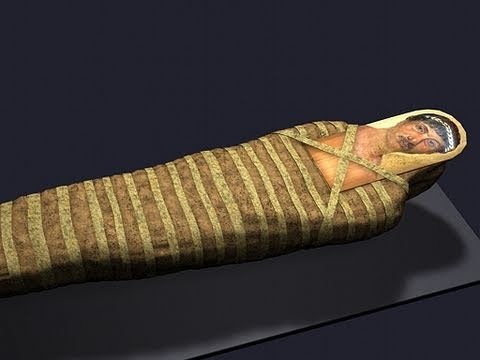 process - The ancient Egyptians developed a sophisticated method to preserve a dead body for the afterlife: mummification. First, the internal organs were removed and ...