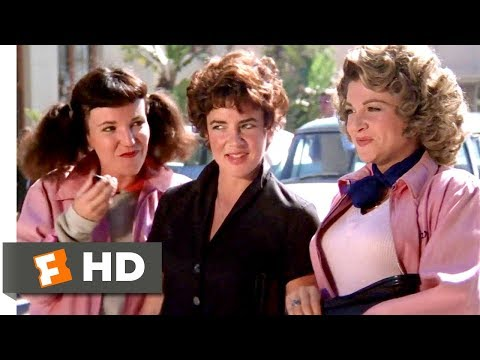 Grease (1978)  - We're Gonna Rule the School Scene (1/10)   Movieclips