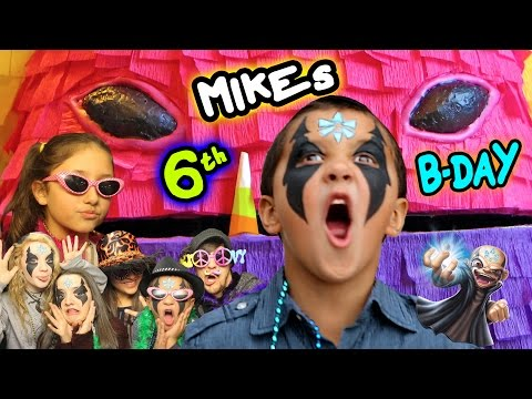 6th - We would of loved to celebrate Mike's birthday with all of our viewers but since that's not possible we made a video so you can enjoy some of the fun we had ...
