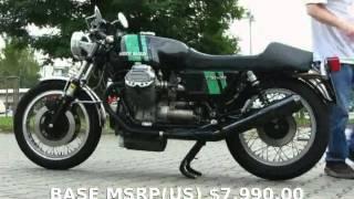 2. 2008 Moto Guzzi Nevada Classic 750  Info superbike