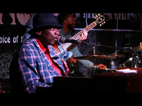 Ain't That A Bitch and I Need You By My Side (Medley) - by Lucky Peterson 2016 KNON Blues Festival