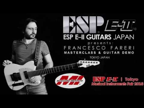 Francesco Fareri - Japan Promo