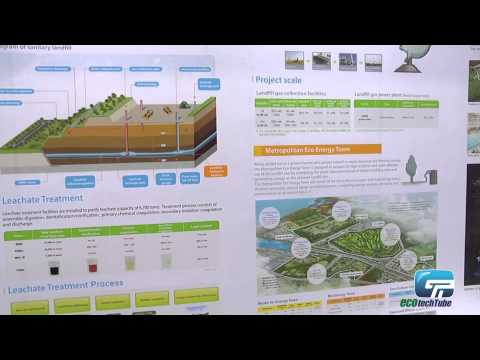 SLC (Sudokwon Landfill Site Management) : Sanitary Landfill & Waste to Energy