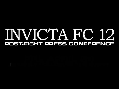 Invicta FC 12: Post-fight Press Conference