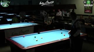John Morra Vs Earl Strickland At The Kings Of Billiards 9ball Part 1