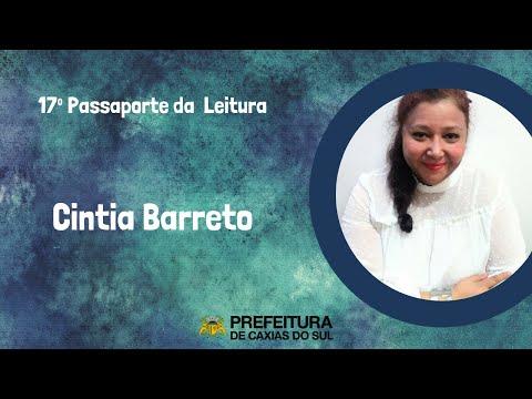 Passaporte da Leitura com Cintia Barreto - Apresentação - 14-09-2021