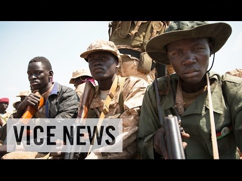 South sudan - Subscribe to VICE News for more updates now: http://bit.ly/Subscribe-to-VICE-News The war in South Sudan began in murky circumstances in mid-December, when t...