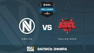 EnVyUs vs Hellraisers - ESL Pro League S6 EU - de_cache [sleepsomewhile]