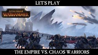 Обложка видео Летсплей «Воины Хаоса жаждут битвы»