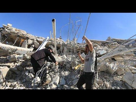 Απορρίπτει η Μόσχα τις κατηγορίες περί βομβαρδισμού νοσοκομείου στη Συρία