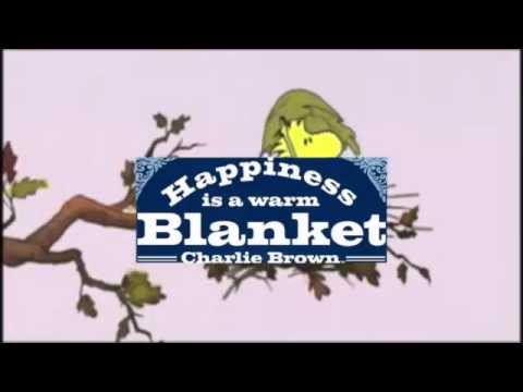 Happiness Is A Warm Blanket Charlie Brown A Peanuts Movie TV Spot (2002)