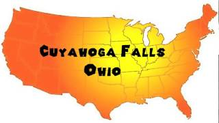 Cuyahoga Falls (OH) United States  city photos gallery : How to Say or Pronounce USA Cities — Cuyahoga Falls, Ohio