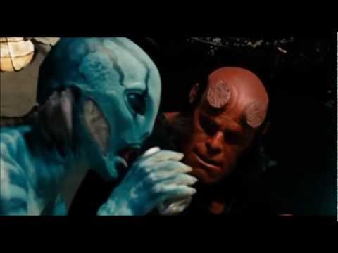 Video Hellboy II -