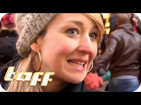 Weihnachtsstress in der Shopping-Meile | taff | Wei ...