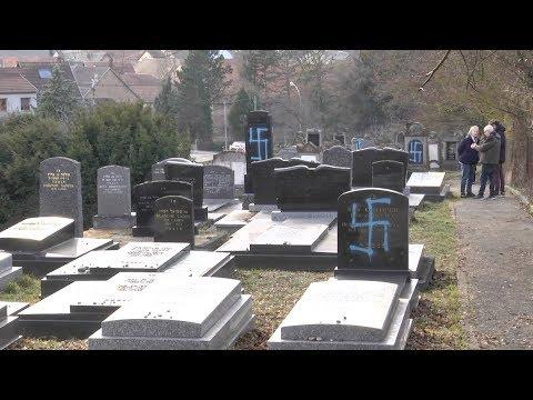 Profanation de 80 sépultures dans un cimetière juif