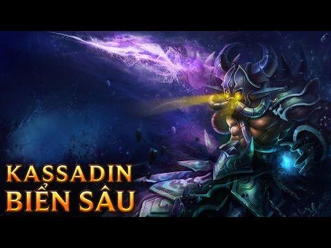 Kassadin Biển Sâu - Deep One Kassadin