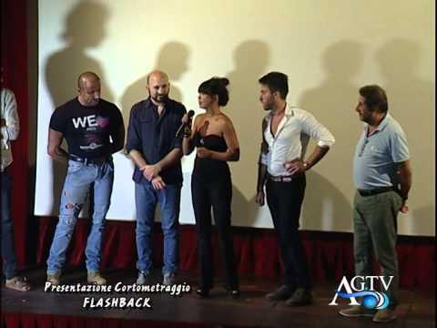 Presentazione cortometraggio flashback 30 08 2014