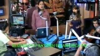 PRESENTACION DE ESTAS DOS HERMOZAS MUJERES EN RADIO AMERICA FM EL DOMINGO 02 DE FEFRERO DE 2014