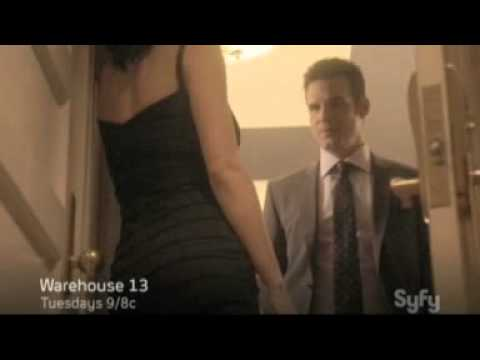 "Warehouse 13 - S1 Trailer #2 ""This Season"""