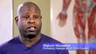 Massage Sportif - Pourquoi S'inscrire En Massothérapie Sportive à L'Institut Kiné-Concept