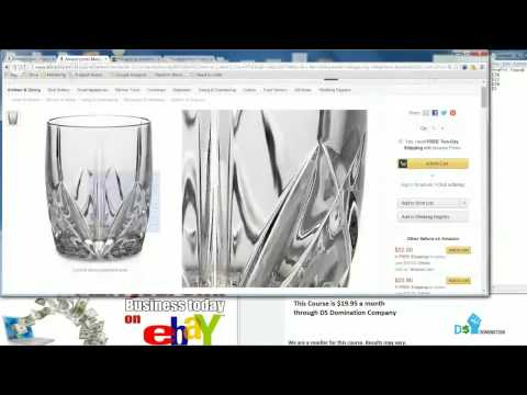 Drop Shipping Online Home Business. Easy To Work. No Recruiting. Sell Product on Ebay