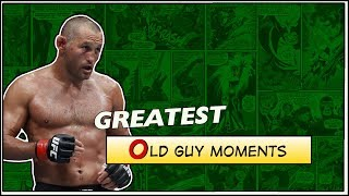 Video Greatest Old Guy Moments in MMA MP3, 3GP, MP4, WEBM, AVI, FLV Desember 2018