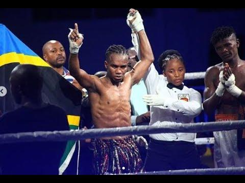 Ibrahim Class amfumua Mzambia, aondoka na mkada kibabe
