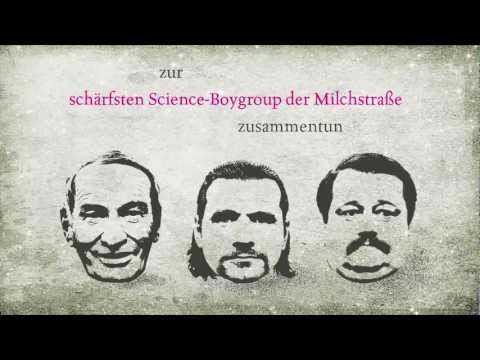 Science Busters Buchtrailer