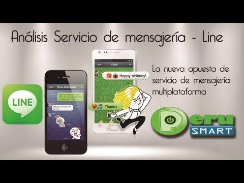 Video 1 de Line