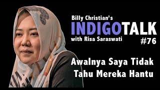 Video Risa Saraswati - IndigoTalk #76 Billy Christian MP3, 3GP, MP4, WEBM, AVI, FLV April 2019