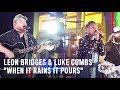 "Download Video CMT Crossroads: Leon Bridges and Luke Combs | ""When It Rains It Pours"" | Sneak Peek"