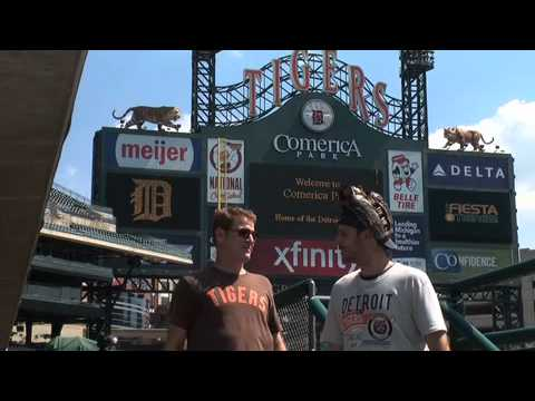 On Deck with Jamie and Mike - Detroit BP and Cage