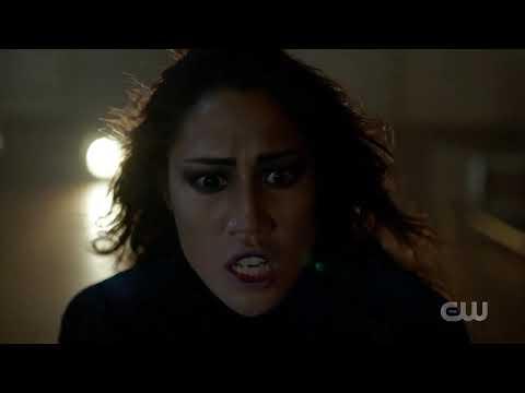 Supergirl Season 5 - Supergirl and J'onn vs Midnight Second Battle