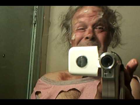 VIDEO ODDBALL !   (Aiptek DZ0 V50 demo)  Weirdo Man is back !   - Ted Pillman
