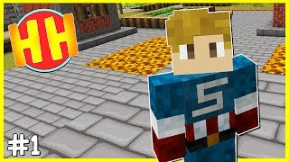 *NEW SERIES*   Heroes Hangout   #1   Minecraft Vanilla Lets Play