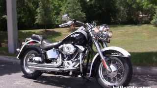 3. Used 2007 Harley Davidson Softail Deluxe Motorcycles for sale