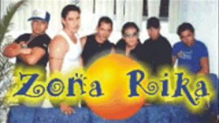 video y letra de LOCURA AUTOMATICA por Zona rika