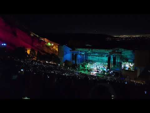 Joshua Groban - You raise me up live at Red Rocks Amphitheatre, CO