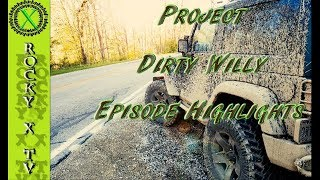 Patreon - https://www.patreon.com/rockyxtvFacebook - https://www.facebook.com/rockyxtv/This is for anyone new to the channel that doesn't know much about Project Dirty Willy. These are some highlights from episodes 1 through 18. I hope you enjoy! Camera - Sony FDR-AX33 4K HandyCamCamera - Anart Action Cam 140 degreeCamera - Anart Action Cam 170 degreeMicrophone - Saramonic SR-WM4C Wireless Microphone SystemMixer - Saramonic SR-AX100 Audio MixerTripod - Ravelli AVTP Pro Video Tripod with Fluid Drag HeadLighting - LimoStudioEditing - Adobe Premiere Pro---Mailing Address---Rocky X TVP.O. Box 1437Grove City, OH 43123-1437