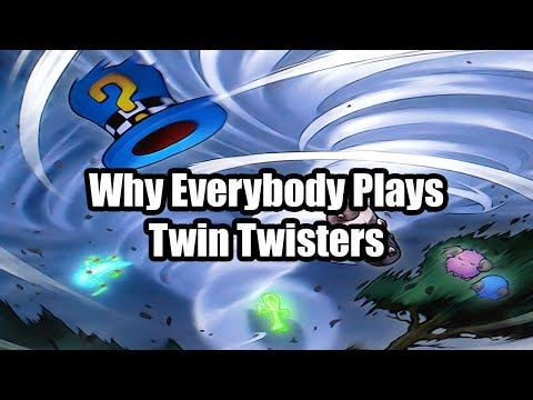 Why Everybody Plays Twin Twisters (видео)