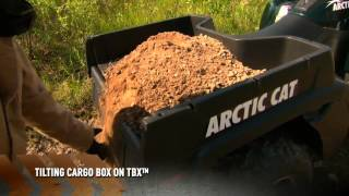 8. 2013 Arctic Cat ATV Recreational - Utility