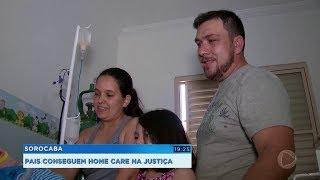 Sorocaba: pais conseguem home care na justiça