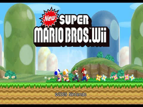 Wii Longplay [021] New Super Mario Bros. Wii (Part 3 of 3)
