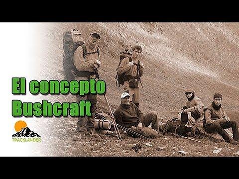 Bushcraft, supervivencia, acampada, preper; actividades parecidas, conceptos diferentes