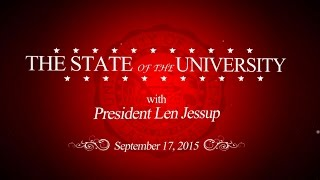 2015 UNLV State of the University Address