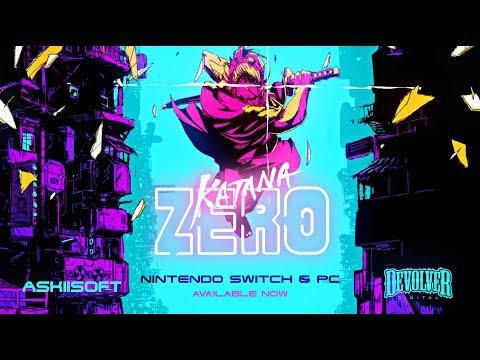 Katana ZERO - Launch Trailer de Katana Zero