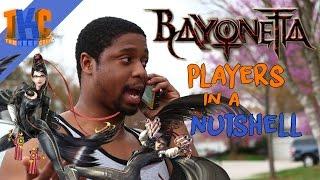 Bayonetta Players in a Nutshell