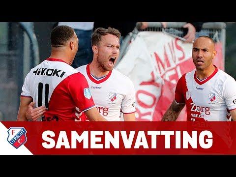 FC Utrecht 1-1 SBV Stichting Betaald Voetbal Vites...