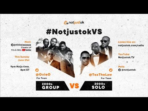 The 2000s - Group VS Solo | #NotjustokVS